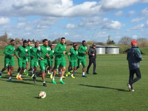 Nigeria Football Federation, Super Eagles, NIGERIA
