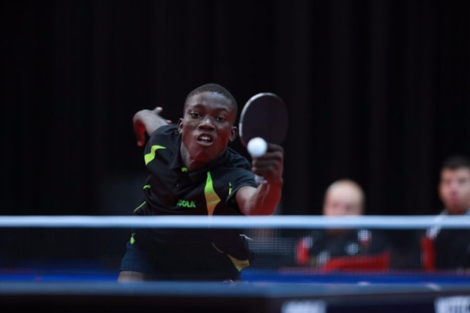 Image result for African Junior Table Tennis Championship