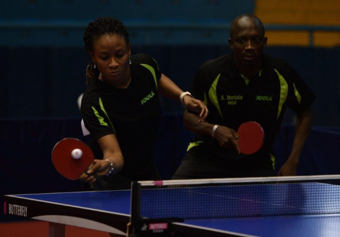 African table tennis athletes demand for better in africa - African table tennis federation ...