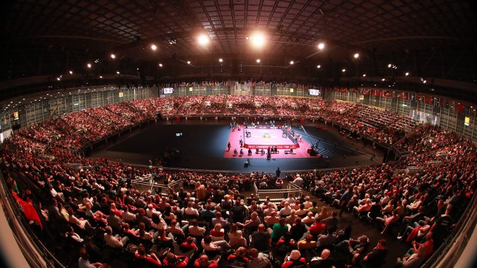 Ittf opens bidding process for the 2020 world team table - International table tennis federation ittf ...