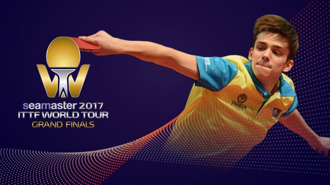 Kazakhstan to host the seamaster 2017 world tour grand - International table tennis federation ittf ...