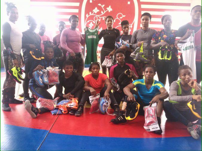 Commonwealth Games 2018: Team Nigeria Receive Nike Kits ...