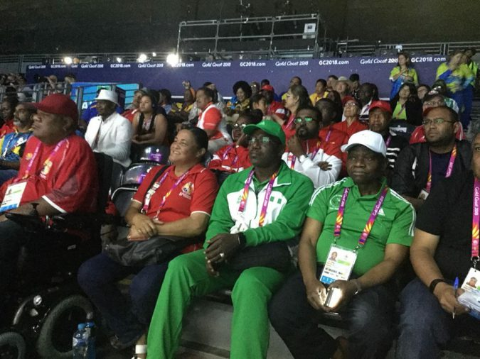 NIGERIA'S DALUNG OPTIMISTIC DESPITE POOR START AT 2018 ...