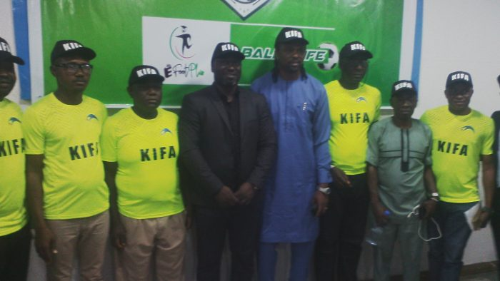 Kanu International Football Academy, KIFA,