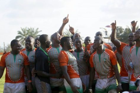 Côte D'Ivoire, Rugby Africa Cup 2020 match between Côte D'Ivoire, ©Rugby Africa