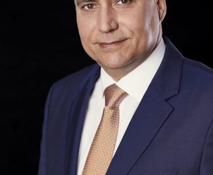 FEI President Ingmar De Vos