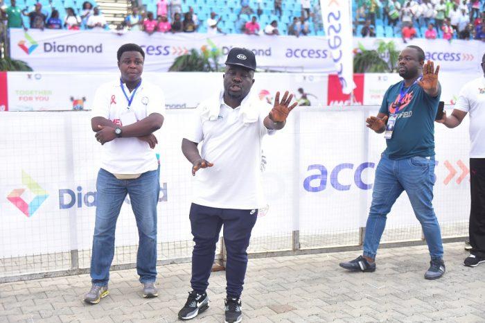 Teslim Balogun Stadium, 2020 Access Bank Lagos City Marathon, Bukola Olopade,