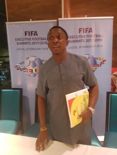 Chinedu Amadi, National Association of Nigerian Professional Footballers, NANPF, Austin Popo,