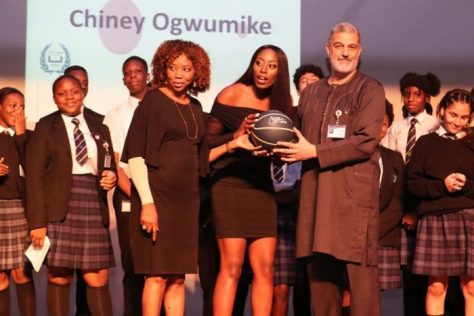 "WNBA Star, ""Chiney"" Ogwumike Storms Nigeria"