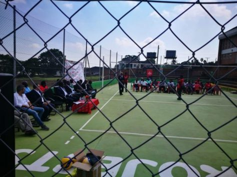 Malawi National Council of Sports, Blantyre Sports Centre,